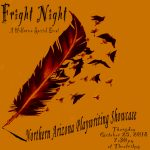 Fright Night brings Halloween-themed plays to NAU, Flagstaff communities