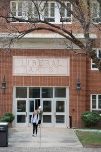 Liberal Arts building