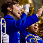 March into NAU Band Day on Oct. 20 in the Skydome