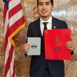 NAU alum wins prestigious Rangel fellowship