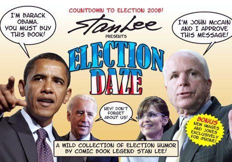 Election Daze book