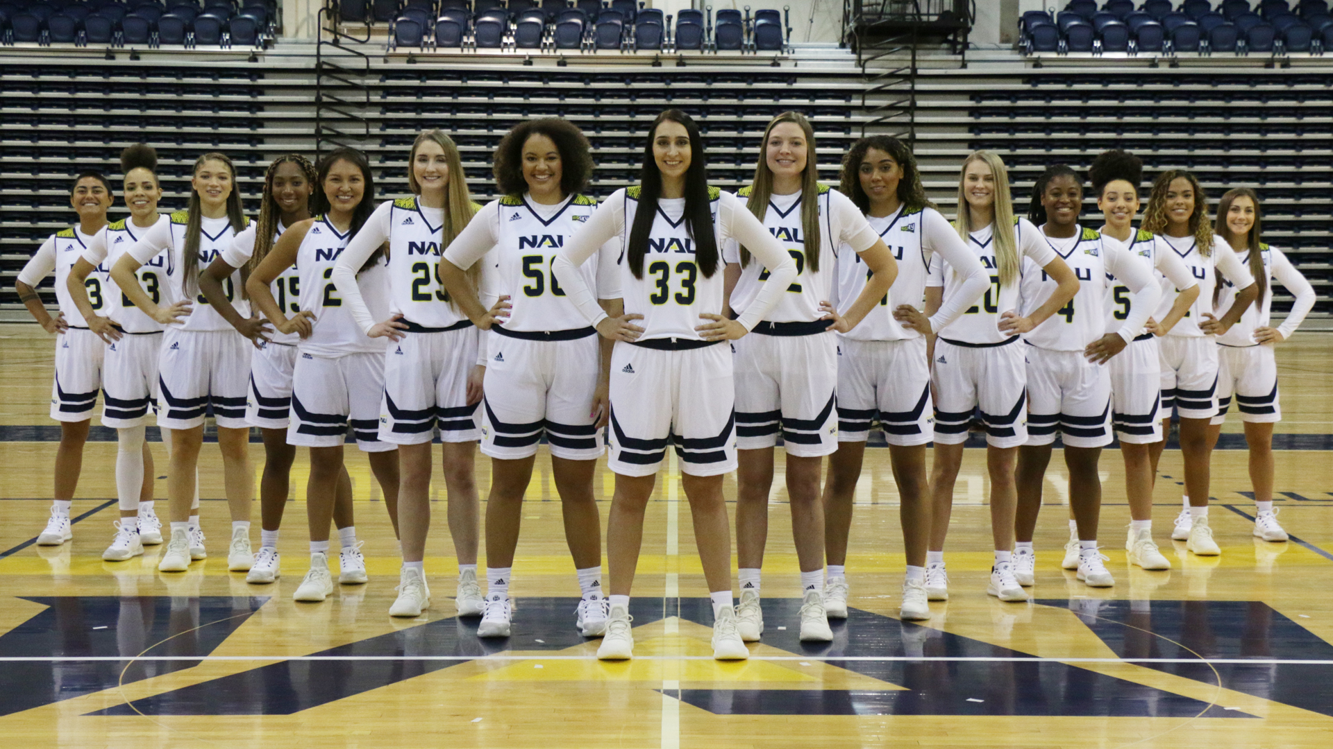 NAU Women's Basketball