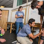 NAU bioengineer awarded multiple grants to improve wearable exoskeletons for people with movement disorders