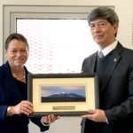 NAU abroad: President Cheng works to grow partnerships south of the border
