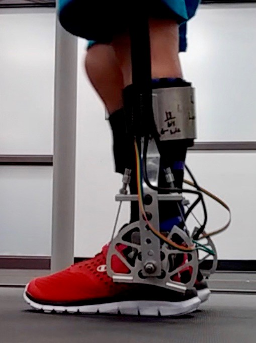 NAU mechanical engineer awarded multiple grants to improve wearable exoskeletons for people with movement disorders