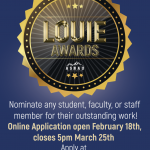 ASNAU seeks nominations for the Louie Awards