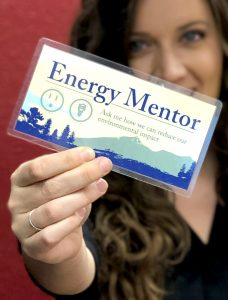 Energy Mentor badge