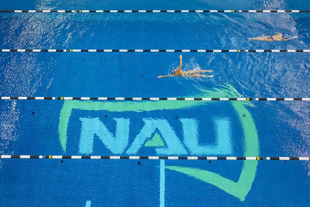 pool at WAC