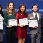 NAU honors Gold Axe, President's Prize, Distinguished Senior recipients for Class of 2019