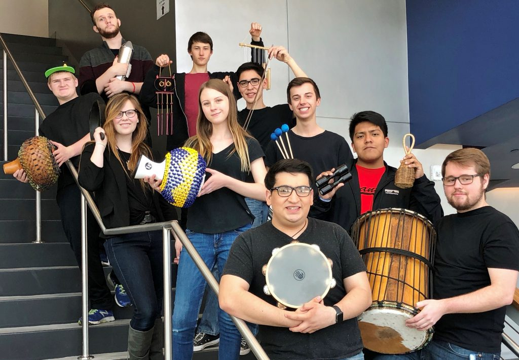 NAU Percussion Ensemble