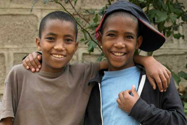 Kisiel in Ethopia