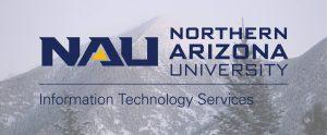 NAU ITS logo