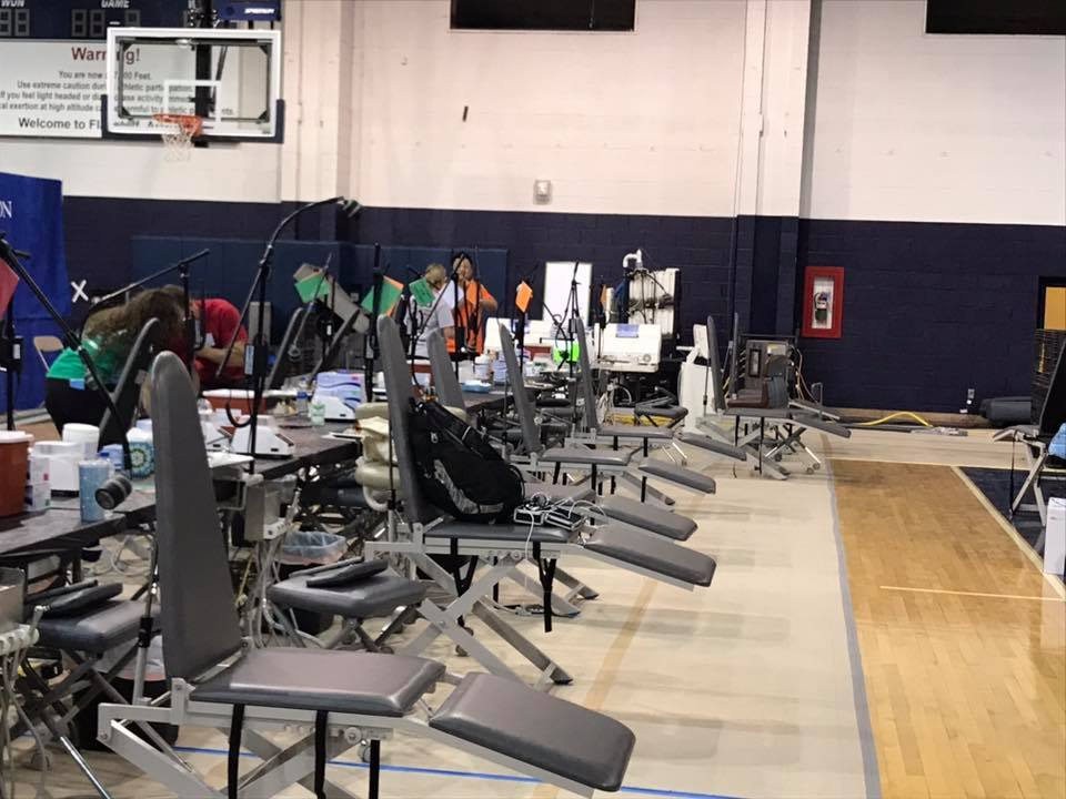 dental chairs in Rolle Activity Center