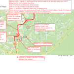 McConnell Drive closing July 8, plan for alternative route to access NAU's south campus