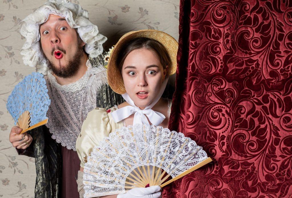 NAU Theatre students… <a href=