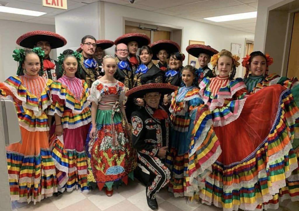 Latinx students at NAU