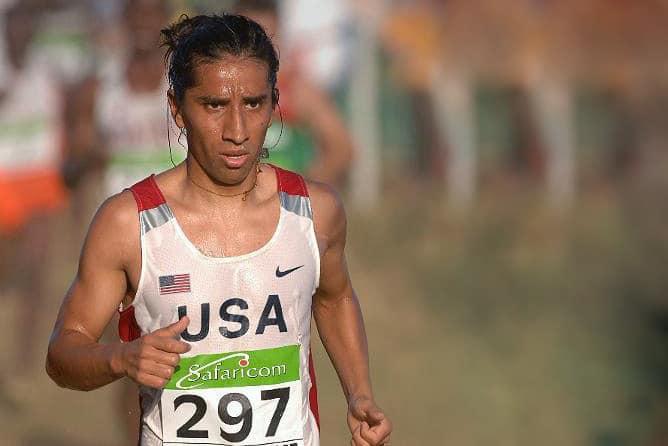 Cele Rodriguez Running