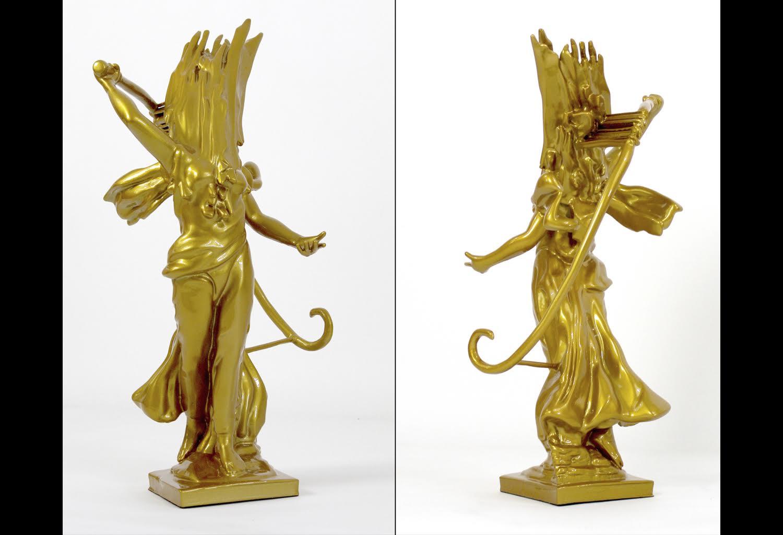Van Ness Sculpture