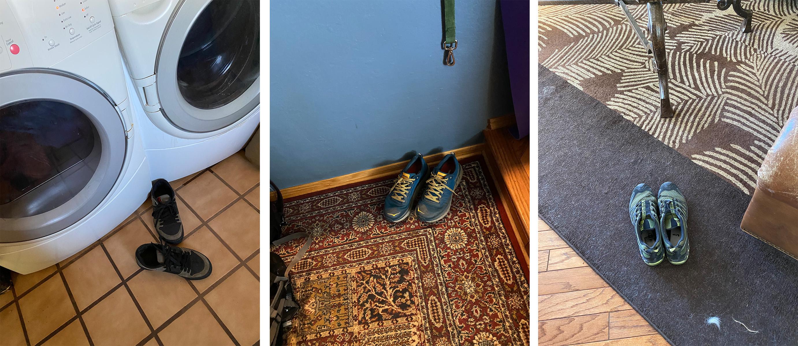 Erik's shoes
