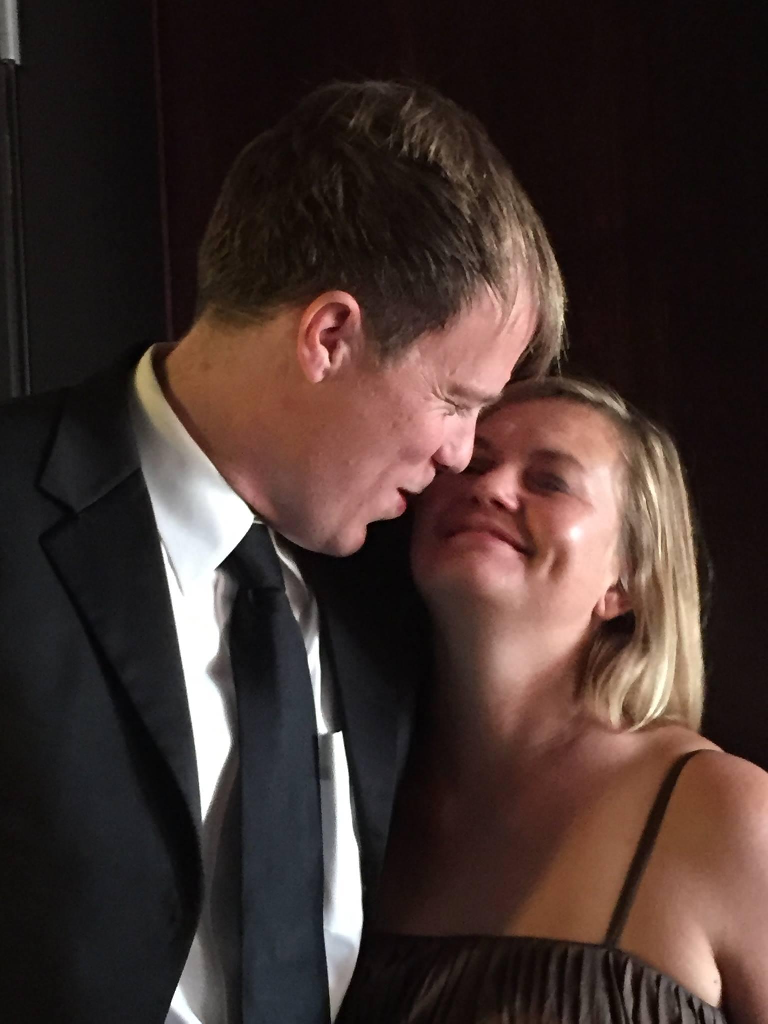 Erik and Nicole