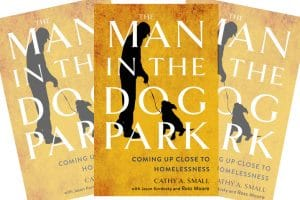Man in the Dog Park cover