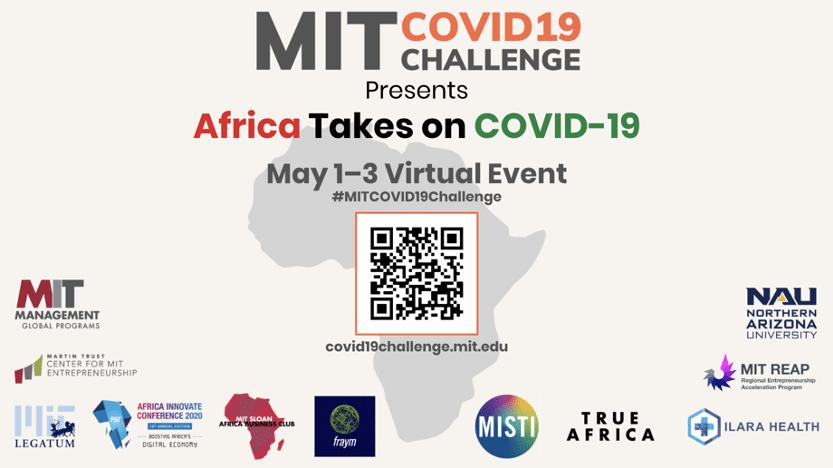 COVID19 challenge graphic