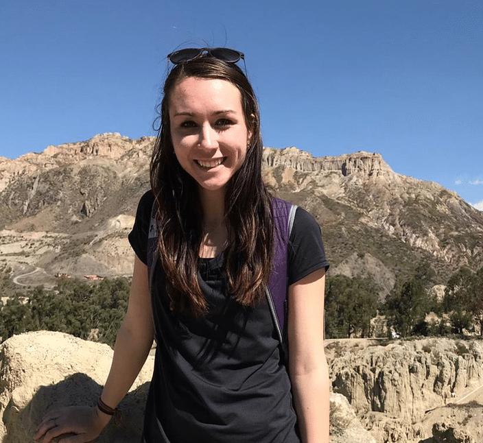 Fulbright Scholar Stephanie Paul