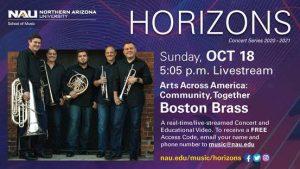 Boston Brass Flyer