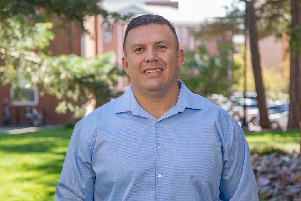 FCB Distinguished Senior Steven Hernandez