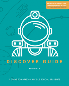 Cover of the GEAR UP college readiness guide