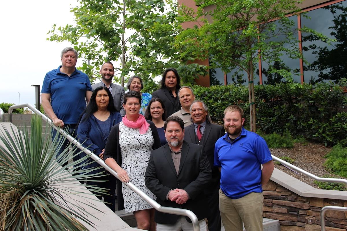 the NTAA executive committee