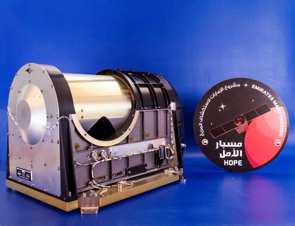 Emirates Mars Infrared Spectrometer (EMIRS)
