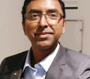 Sam Sarkar headshot