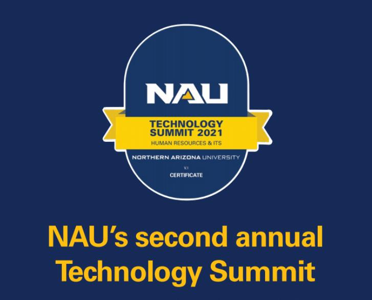 Technology Summit Badge