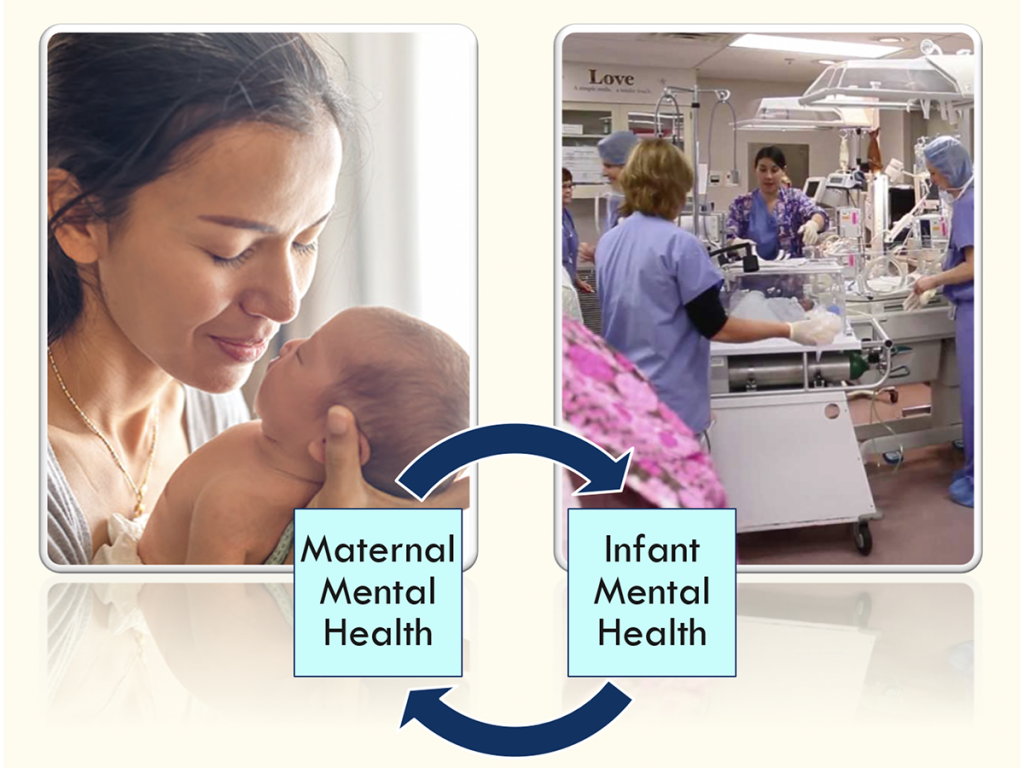 "Slide for ""Unimportant, Forgotten, and Traumatized: Mothers of the NICU"""