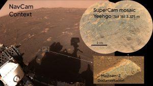 Mastcam-Z image of Mars