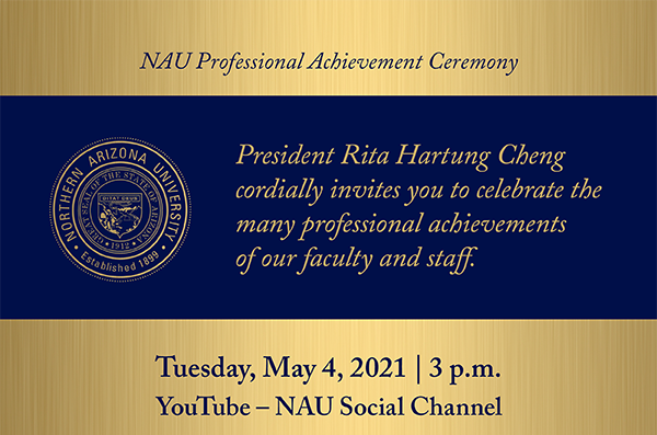 Professional Achievement Ceremony