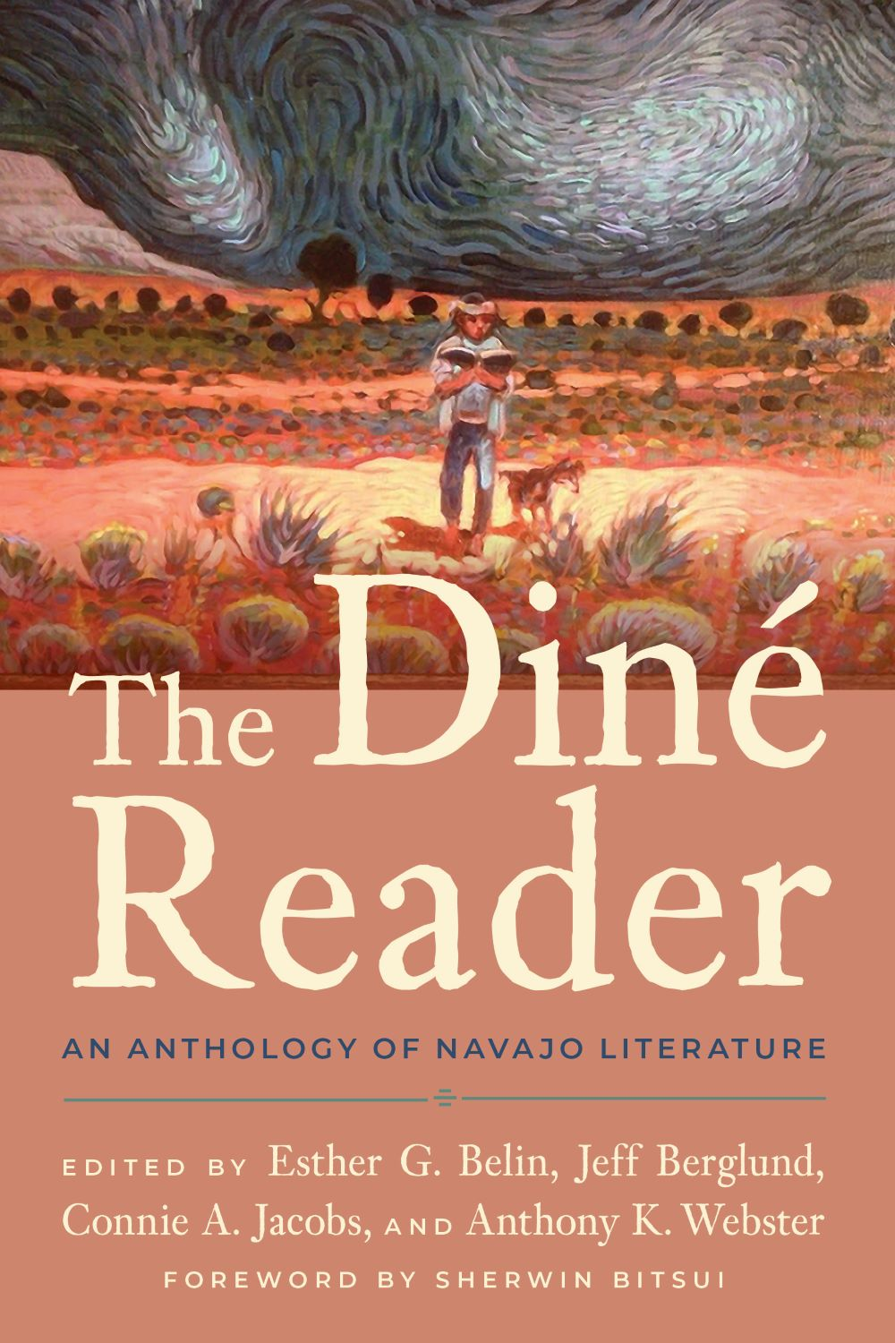 The Diné Reader cover image