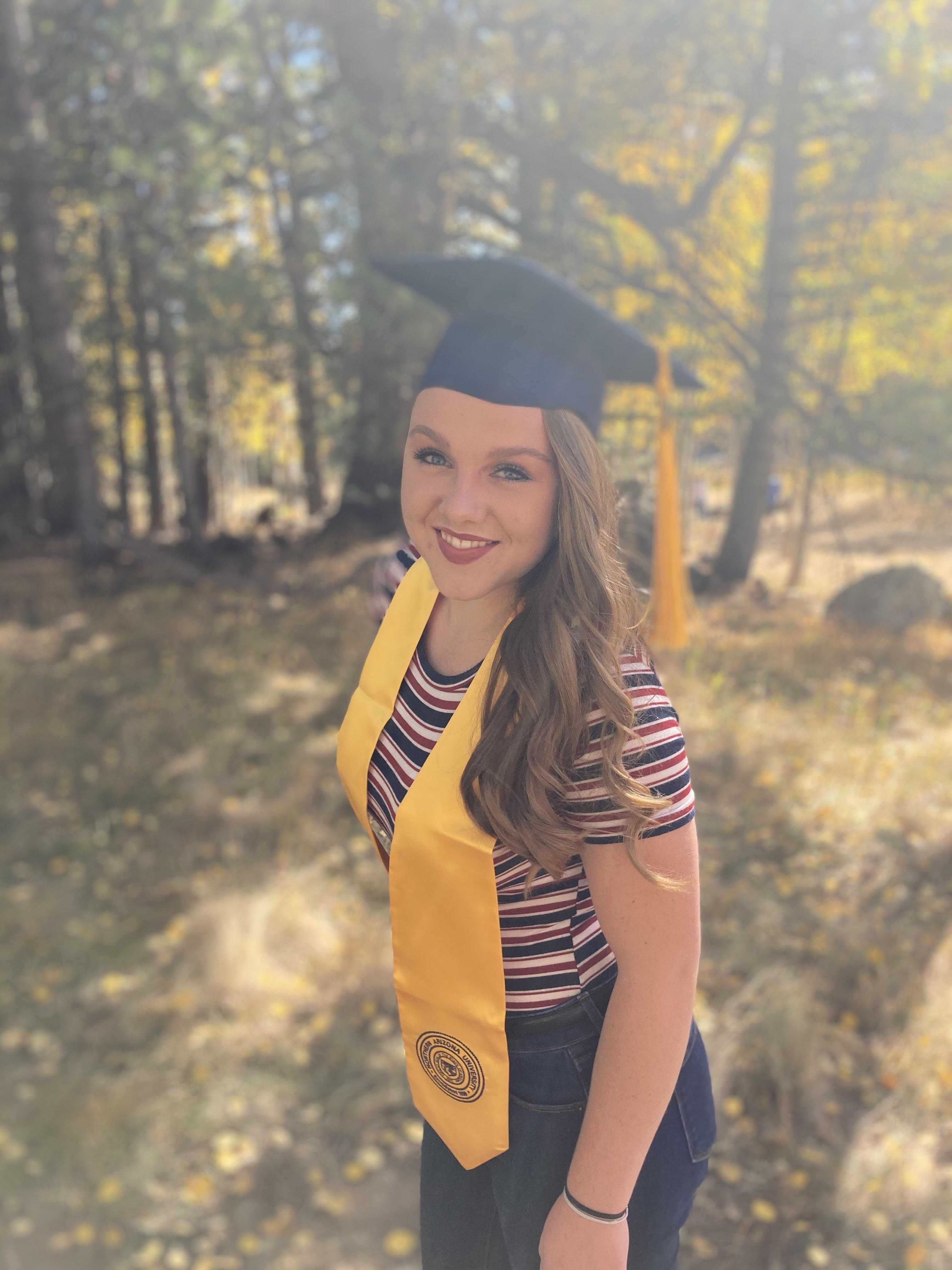Anna Barrett Graduate