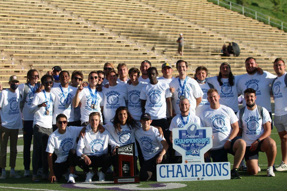 Track & Field Men's team