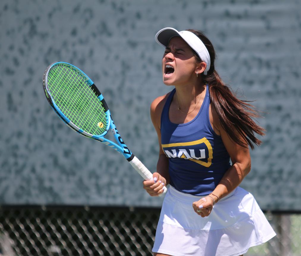 Tennis player Madi Moore