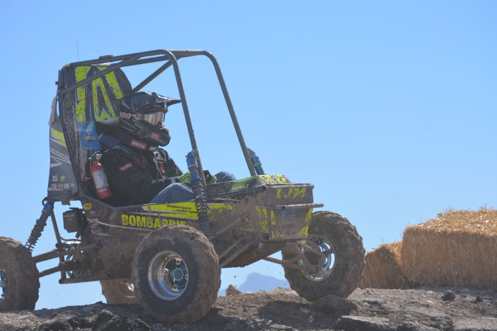 Baja in competition