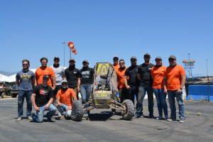 Lumberjack Motorsports 2021 team photo