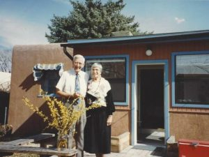 Dr. Charles Minor and his wife Mary were integral to the formation of NAU's School of Forestry.